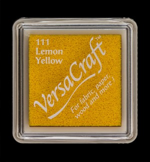 Versacraft small Lemon Yellow