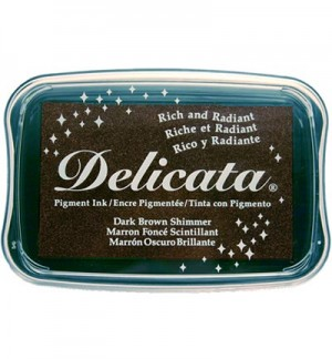 Delicata Dark Brown Shimmer