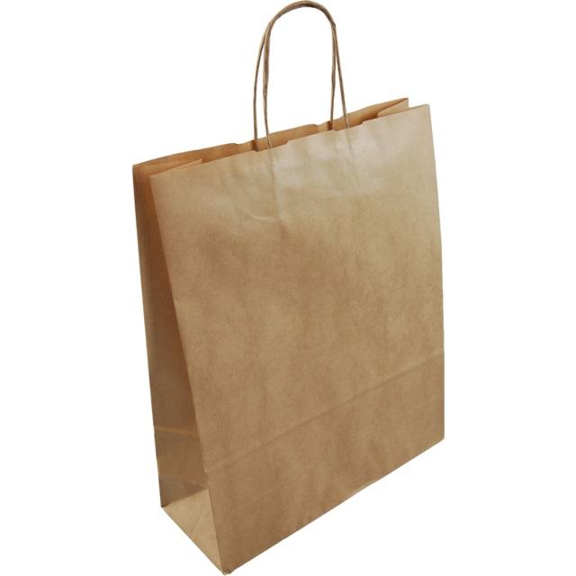 Grote Papieren Tas : Kraft papieren tassen en zakjes stempelfun stempels