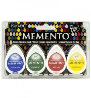 Memento Dew Drops Set