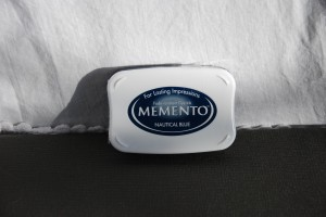 Memento Nautical Blue
